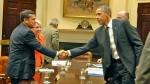 Barack Obama, Ollanta Humala, Estados Unidos, Casa Blanca