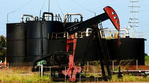 Campo petrolero en Venezuela. Foto de Archivo.