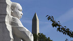 El monumento a Martin Luther King