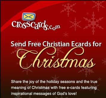 Crosscards Christmas Ecard