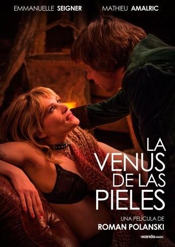 Cartel de La Venus de las Pieles