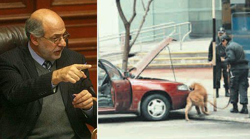 Abugattas planteó cárcel para autores de falsas alarmas de bomba