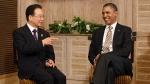 Barack Obama, China, stados Unidos ,  Wen Jiabao