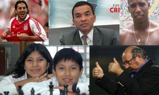 Repase los momentos deportivos más comentados del 2011 title=
