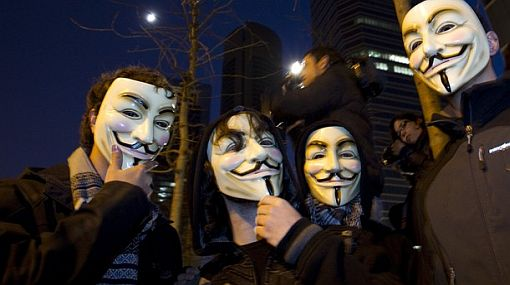 Estados Unidos, Hacker, Anonymous