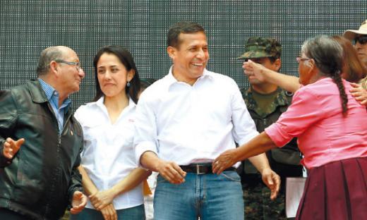 Ollanta Humala asegura que su gobierno no está en piloto automático