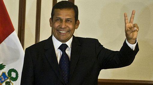 Ollanta Humala será investido hoy como presidente de la República