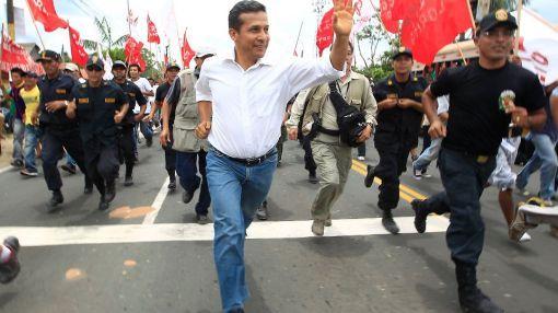 Cien días de Humala: buenas señales económicas, pero sin reformas