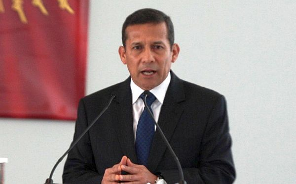 Ollanta Humala, Gil Kerlikowske, Casa Blanca, Narcotráfico, Estados Unidos