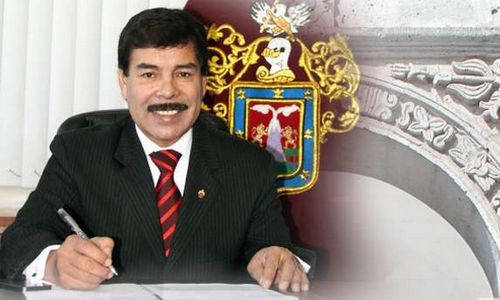 Dr. Alfredo Zegarra Tejada Alcalde de Arequipa