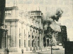 Golpe de Estado en Chile de 1973