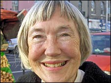 Mujer de edad avanzada