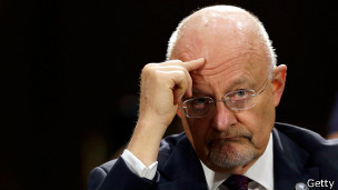 James Clapper, director de inteligencia nacional de EE.UU.