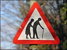 Símbolo de ancianos