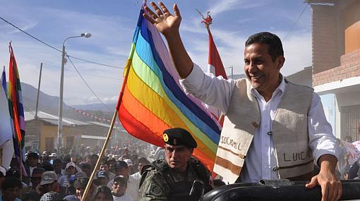 Ollanta Humala, Bagua, Ley de Consulta Previa