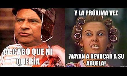 Revocatoria 2013: Vea aquí los memes del resultado de las elecciones