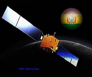 El satélite Tupac Katari colocará a Bolivia en una posición de vanguardia de las telecomunicaciones. -   Abi Agencia