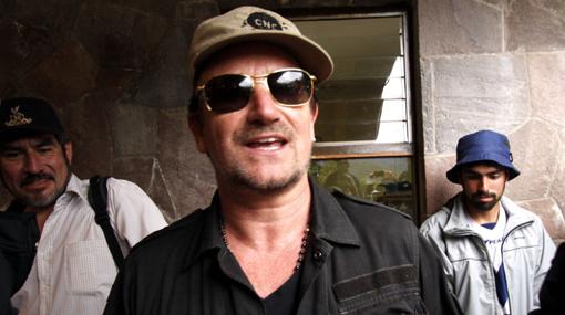 Bono habría viajado a Madre de Dios para conocer Tambopata