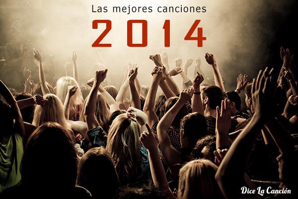 Canciones 2014