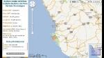 Lima, Sismos en el Perú, IGP, Temblores en Perú