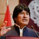 Presidente boliviano Evo Morales. FOTO: Ryan Brenizer