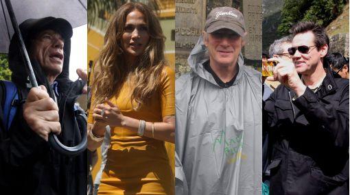 Machu Picchu, Jennifer López, Jim Carrey, Mick Jagger, Turismo, Puerto Maldonado, Richard Gere, Q Viva The Chosen,  Michelle Rodr