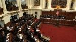 Congreso de la República,  Sesiones descentralizadasdescentralizadas