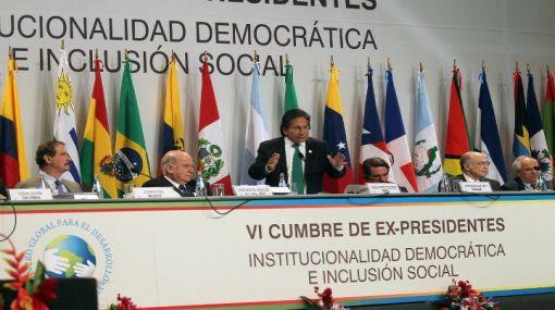 ¿Qué acordaron los ex presidentes latinoamericanos reunidos en Lima?