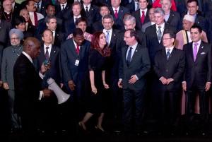Presidentes en la Cumbre de Río+20