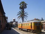 Tacna Modern Railcar.JPG