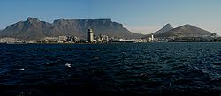 Table Mountain from harbour.jpg