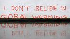 El grafiti lee: