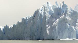 Glaciar Perito Moreno, en la Patagonia argentina