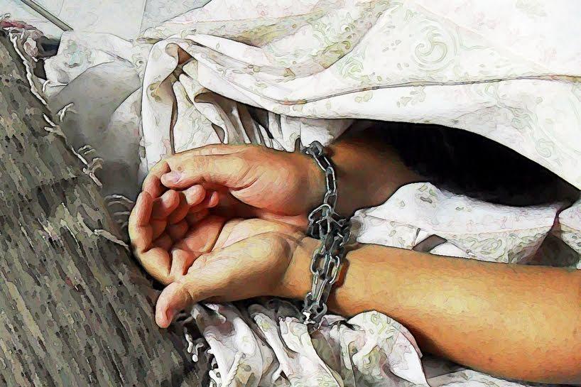 human trafficking slavery