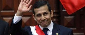 Presidente Ollanta Humala es elegido el personaje más relevante del 2011