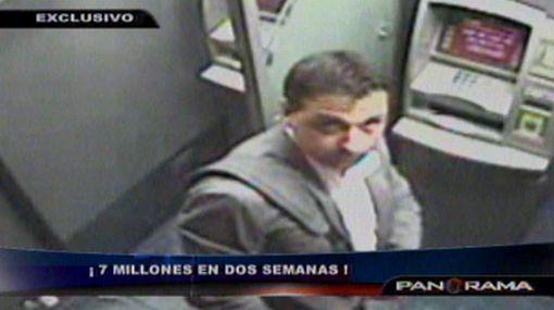 Clonadores robaron S/.7 millones en cajeros del Banco de la Nación