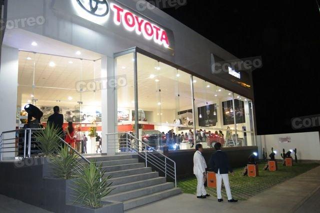 Nuevo concesionario de Toyota Perú se inaugura en la ciudad de Tacna