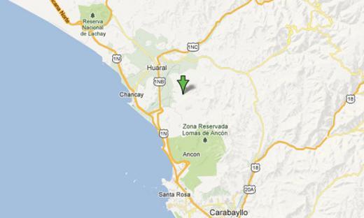 Sismo de regular intensidad se registró esta noche en Lima