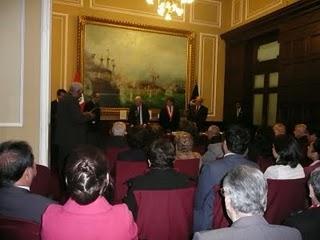 BICENTENARIO DEL GRITO DE LIBERTAD DEL PRÓCER ZELA EN TACNA EN CONGRESO INTERNACIONAL